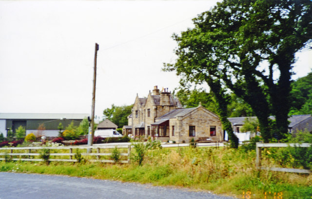 Former Kirkby Lonsdale station, 2003