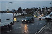 SX4859 : Tamerton Foliot Rd, Budshead Rd junction by N Chadwick