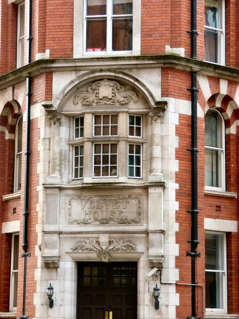 Velvet House: Doorway detail