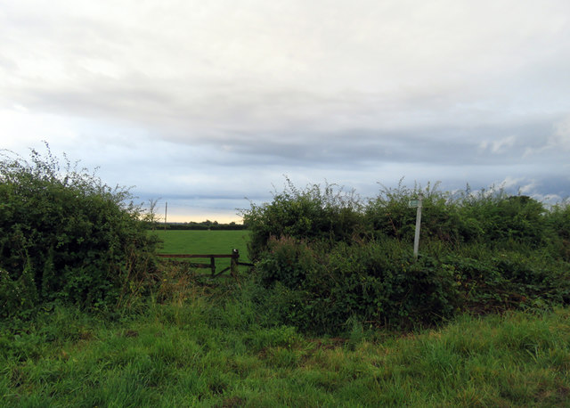 Footpath to Wymeswold