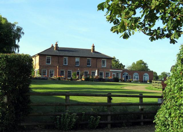 Quorn Lodge Farm