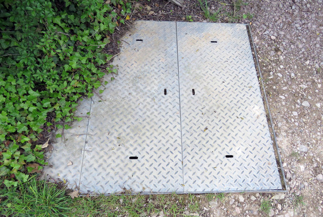 Anonymous inspection cover by Hill Top Farm