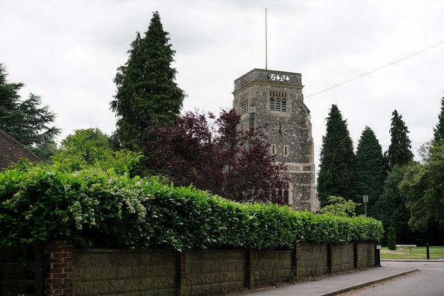St.Paul's Church, Woldingham