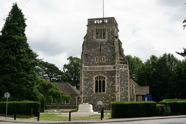 St.Paul's Church, Woldingham