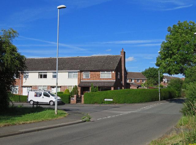 Edendale Road/Kirby Lane junction