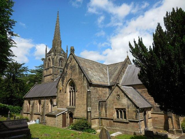 Matlock Bath Church