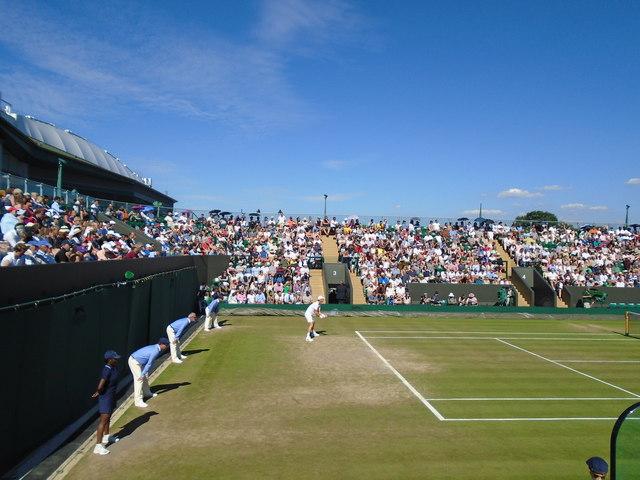 Court 3, Wimbledon