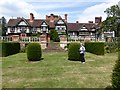 SO8698 : Wightwick Manor by Oliver Dixon