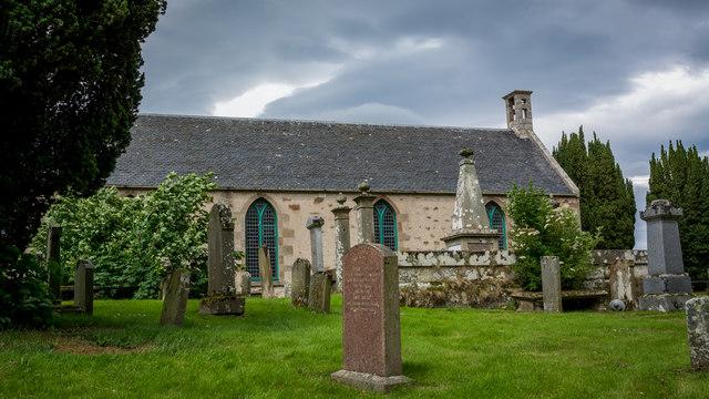 Dalcross and Croy Parish Church and Graveyard