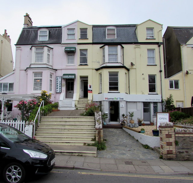 Acorn Lodge and HomeAtFive, St James Place, Ilfracombe