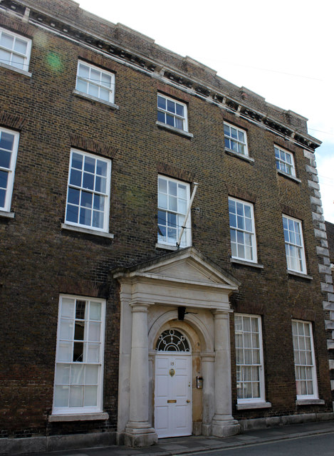 Lath Mansion, 15 Nelson Street, King's Lynn