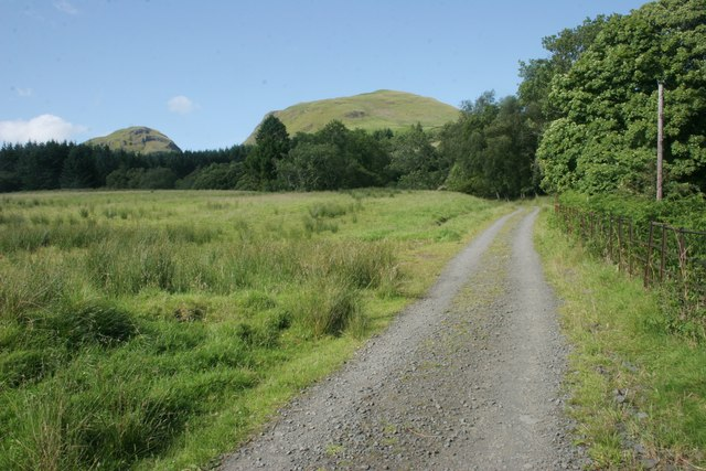 Track near Cantywheery
