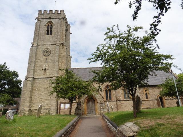 All Saints Church, Norton Fitzwarren