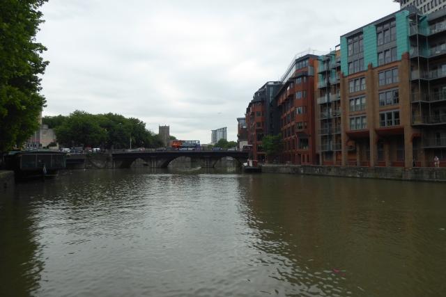 Floating Harbour and Bristol Bridge