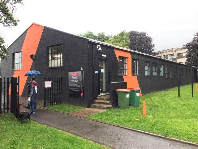 Keswick Pencil Museum