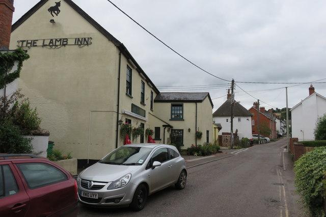 Silverton - The Lamb Inn