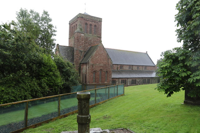 Priory Church at St Bees