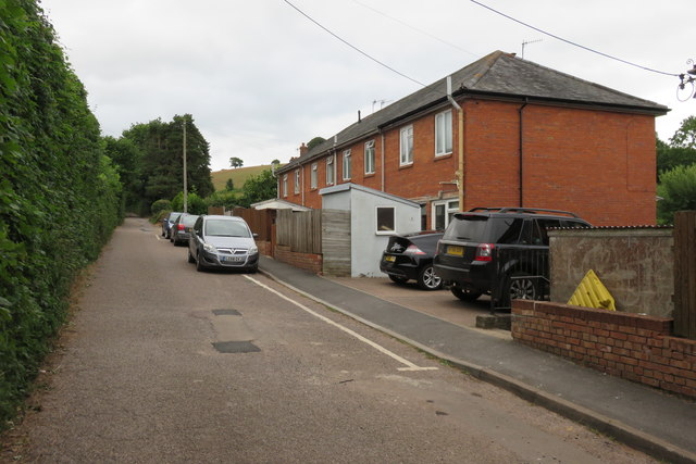 Silverton - Livingshayes Road