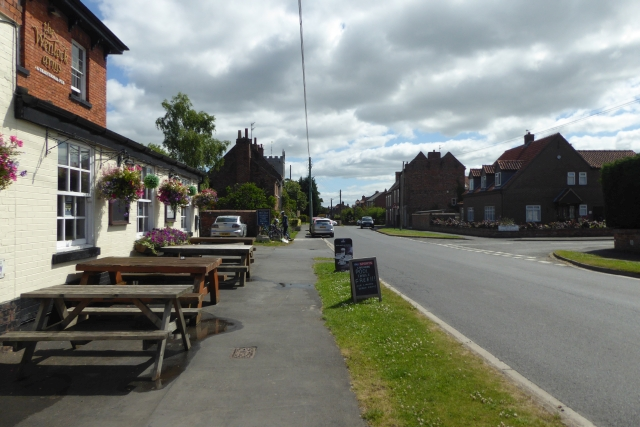 Public house in Wheldrake