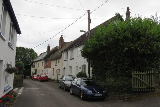 Silverton - Exeter Road