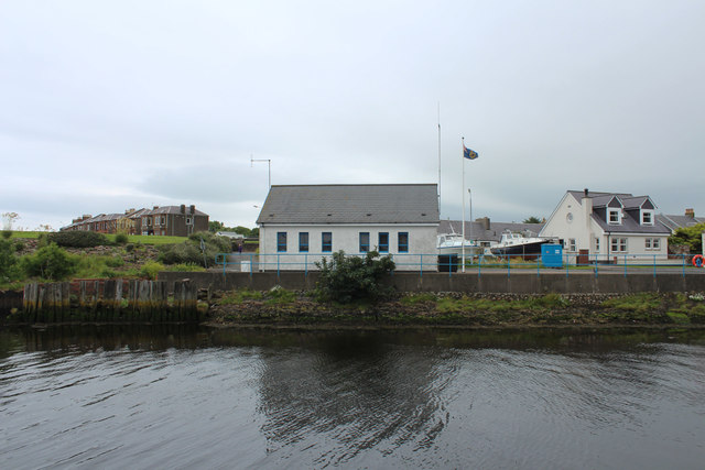 Coastguard Station, Girvan