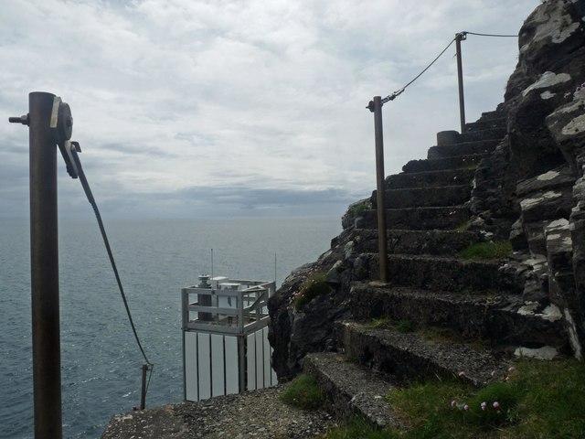 Milaid Point Lighthouse, Gob na Miolaid, Isle of Lewis