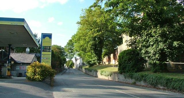 Leintwardine High Street