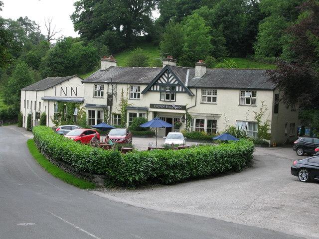Cuckoo Brow Inn, Far Sawrey
