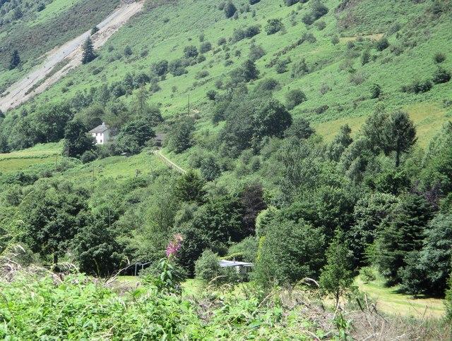 Dyffryn Ystwyth / The Ystwyth Valley