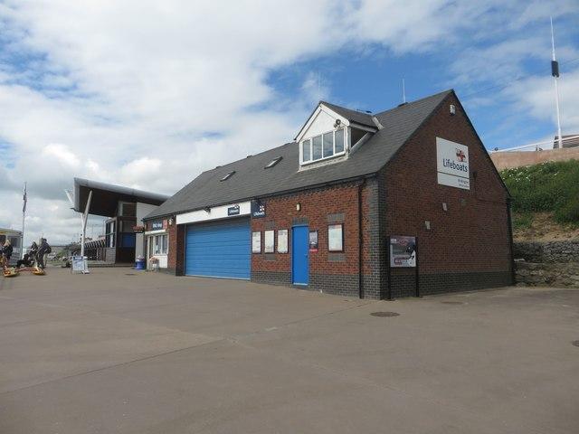 Inshore lifeboat station, Bridlington
