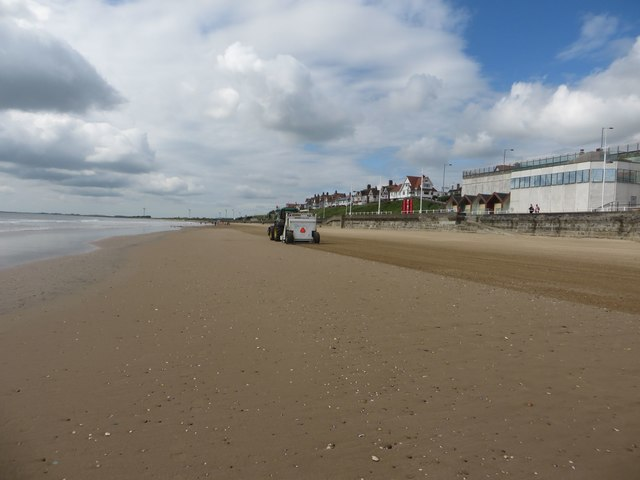 South Sands, Bridlington
