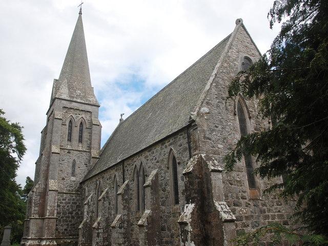 St Margaret's Episcopal Church, Forgue
