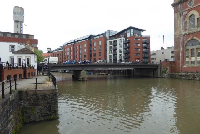 Passage Street Bridge