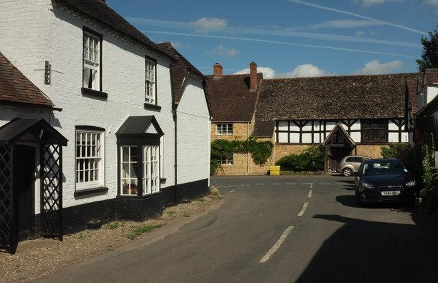 Junction, Elmley Castle