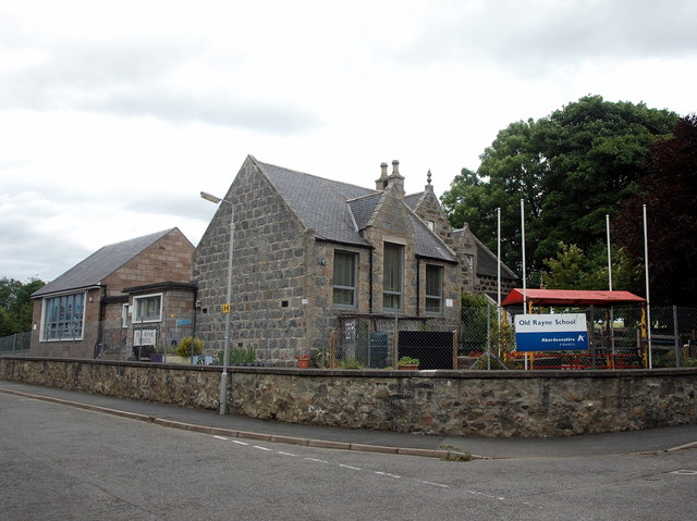 Old Rayne Primary School