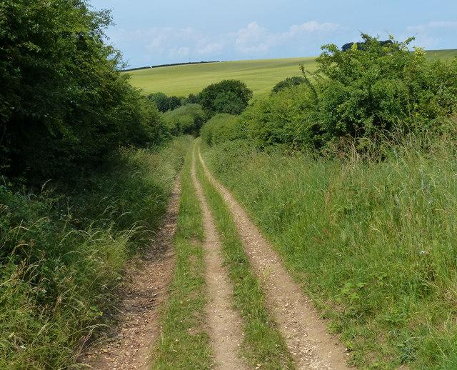 North along the Peddars Way