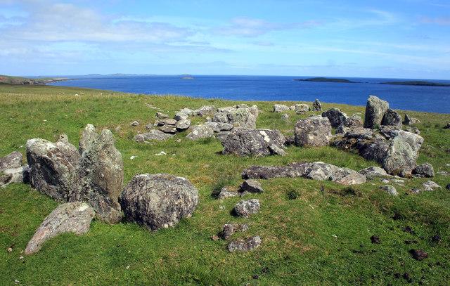 Standing Stones of Yoxie
