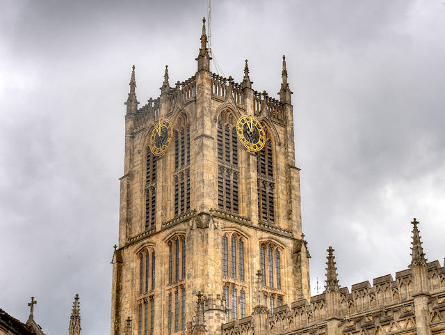 The Tower, Hull Minster