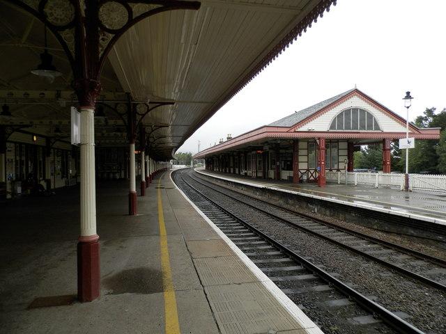 Aviemore Railway Station