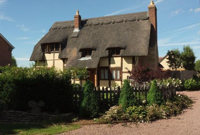 Norgrove Cottage, Elmley Castle