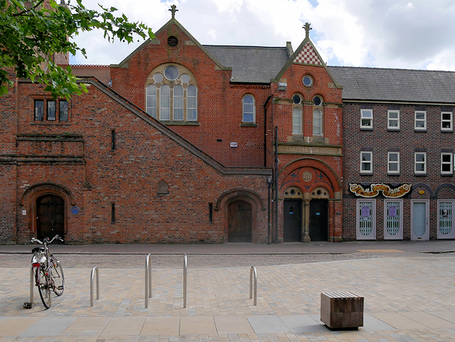 Former Fish Street Day School, Trinity Square