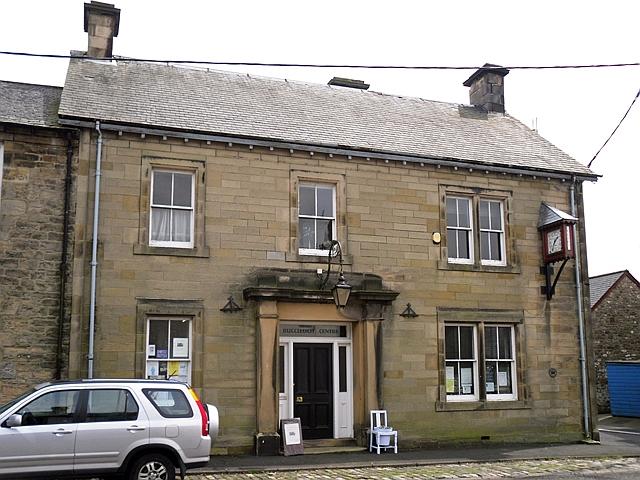Buccleuch House, Newcastleton
