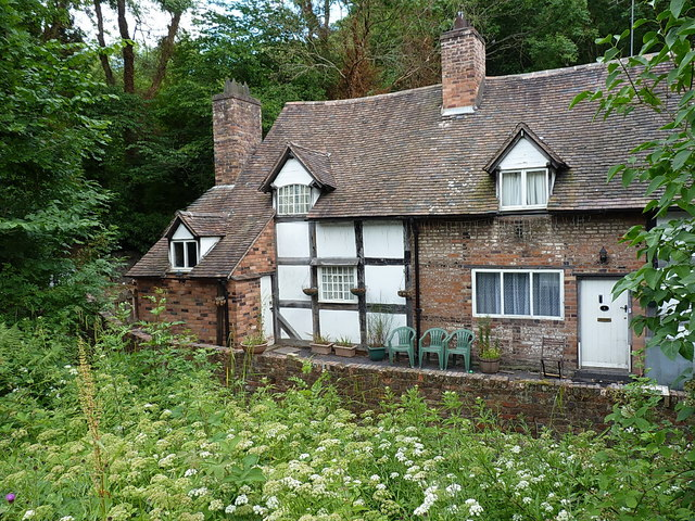 Rose Cottage at Coalbrookdale