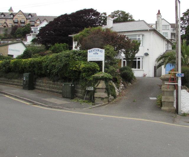 Westaway Villa, Torrs Park, Ilfracombe
