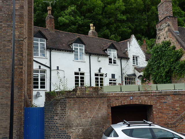 31 & 32, The Wharfage, Ironbridge