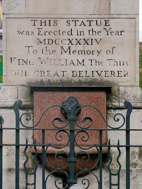 King William, The Great Deliverer