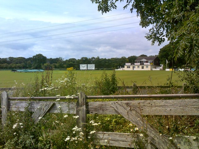 Cricket Field