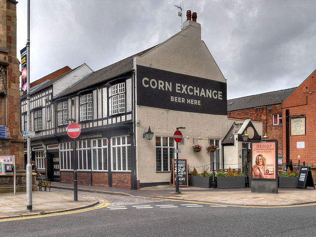 The Corn Exchange, Hull