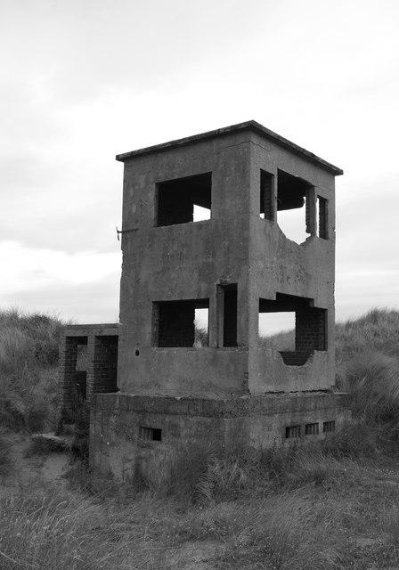 Quadrant Tower, Cheswick Sands