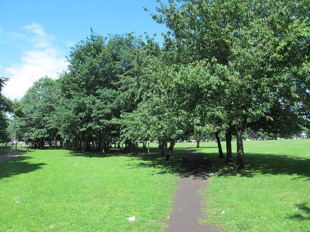 Down Lane Park, Tottenham Hale
